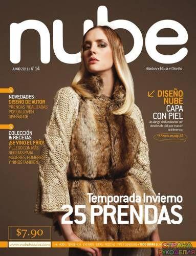 Numărul nube 14, 2011 - reviste non-ruse - Reviste pe brodată - meșteșuguri țară