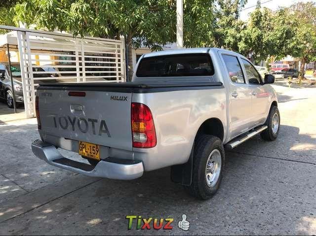 Galeria Toyota Hilux Modelo 2008 4x2 diesel