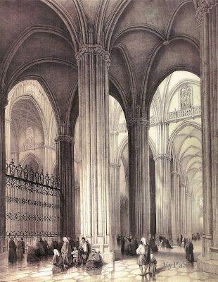 Fotos y postales antiguas de Sevilla: GRABADOS.