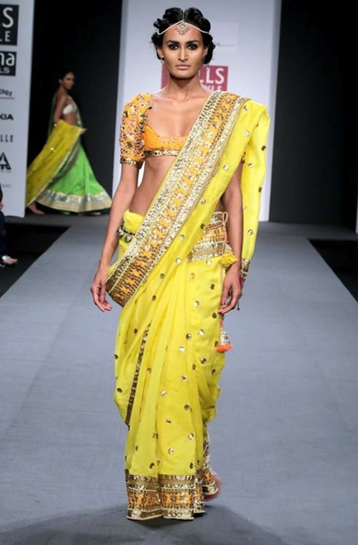 WIFW 2014: Anupama Dayal Presents KAMA