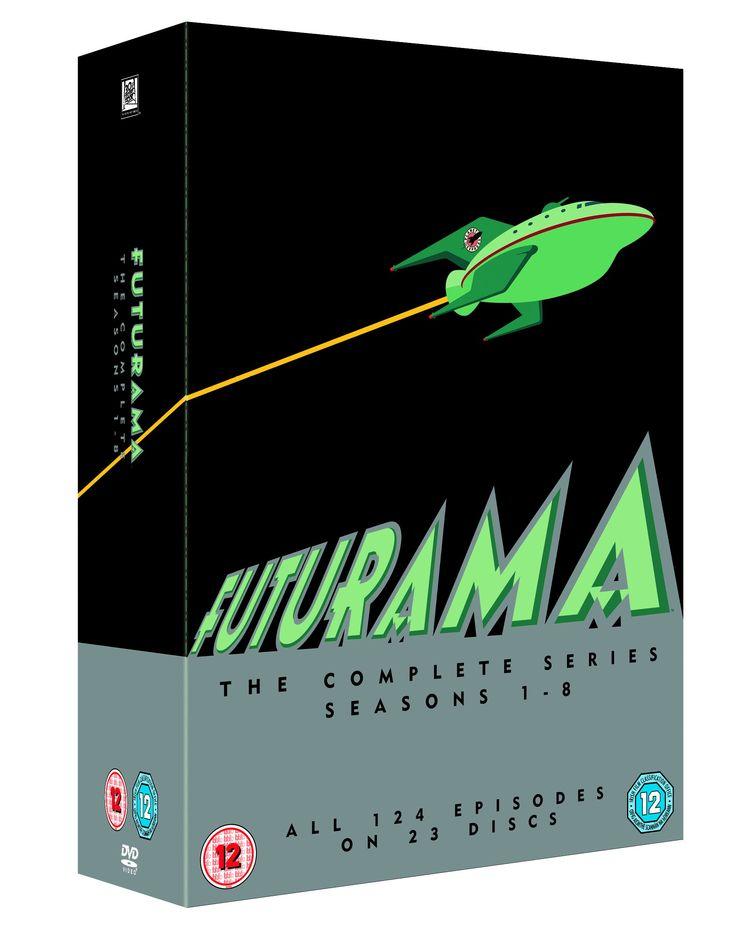 Futurama - Season 1-8 [DVD] [1999]: Amazon.co.uk: Peter Avanzino, Brett Haaland, Susie Dietter, Mark Ervin, Ron Hughart, Jeff Lynch, Brian Sheesley, David X. Cohen, J. Stewart Burns: DVD & Blu-ray