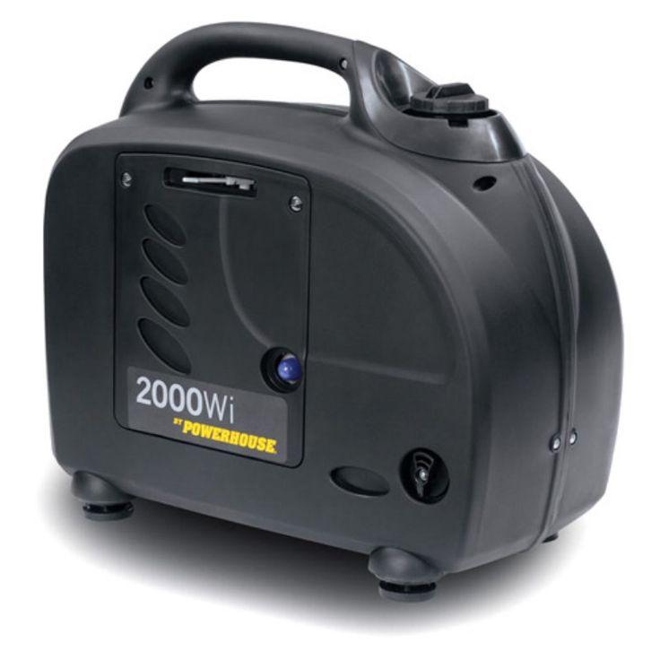 Powerhouse 2000-Watt Portable Inverter Generator - PH2000WI