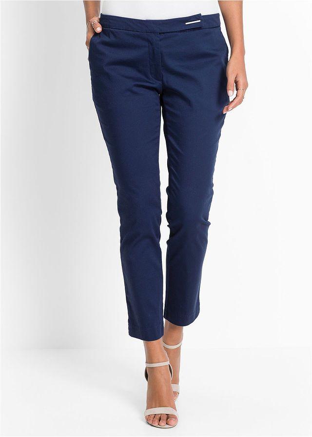 Pantaloni 7/8 business Un pantalon • 99.9 lei • bonprix