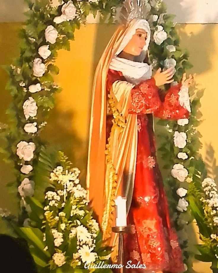 """""""Virgen de Dolores""""  Catedral Inmaculada Concepción"""