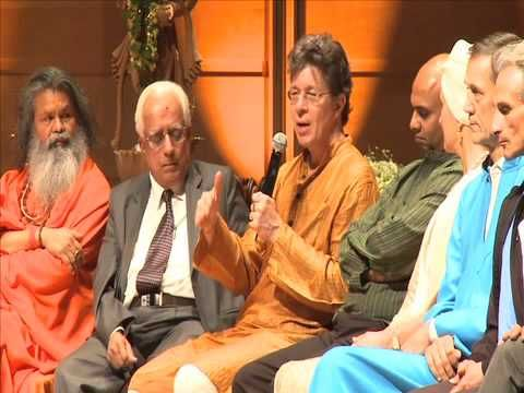Immune system discussed by Dr Robert Svobida at the 2nd International Ayurveda & Yoga Conference in 2009 in Sydney