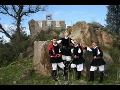 Tenore Santa Ruche de Oniferi - Su ballu' e sas launeddas