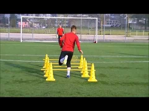 Soccer Komplextraining like Arsenal London - Mesut Özil - Arsene Wenger - Speed - Power - - YouTube