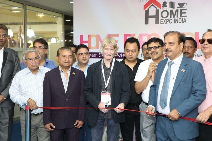 Home Expo India, 2017 inaugurated. #HomeExpo #TradeShow #EPCHIndia