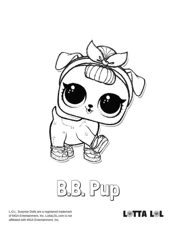 Bb Pup Malvorlagen Lotta Lol Lol Doll Bb Doll Lol Lotta Malvorlagen Pup My Little Pony Coloring Cartoon Coloring Pages Coloring Pages