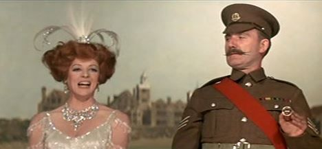 Oh! What A Lovely War - Maggie Smith and David Lodge