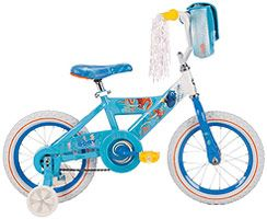 Girls 14 inch Huffy Disney Finding Dory Bike