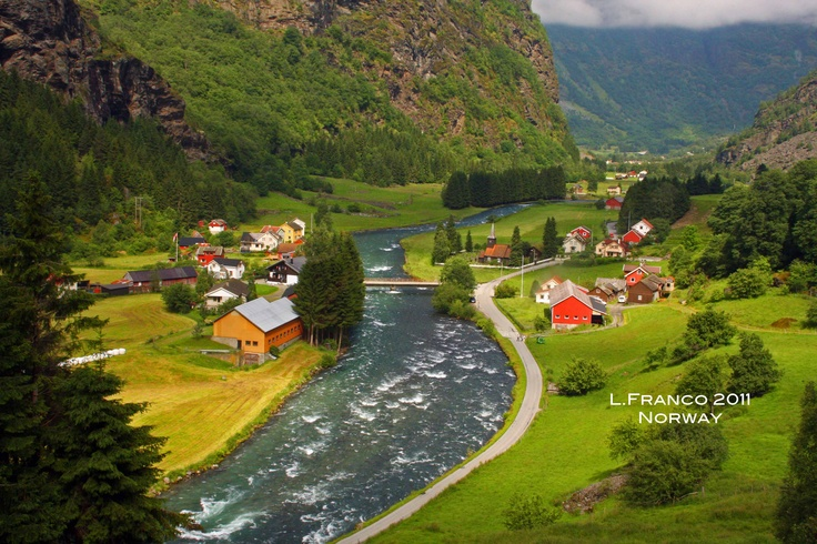 Breathtaking Norway...would love to see this