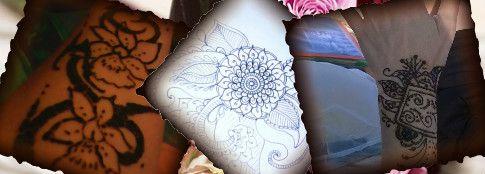 Tatuaggi hennè di Elyart Diamant