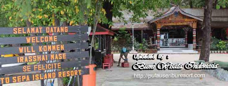 Pulau Sepa Kepulauan Seribu Resort Jakarta