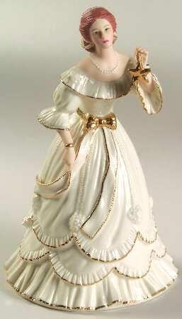 lenox figurines | Pattern: Classic Ivory Christmas Figurines , Figurine [CO LXMSFCLI]