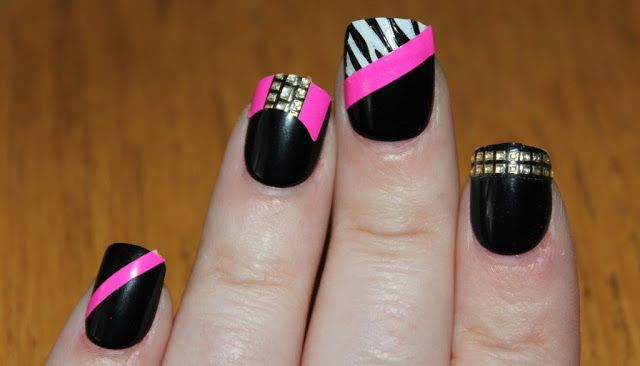 imPress nail design kit review! #impress #nails #manicure #pressonnails