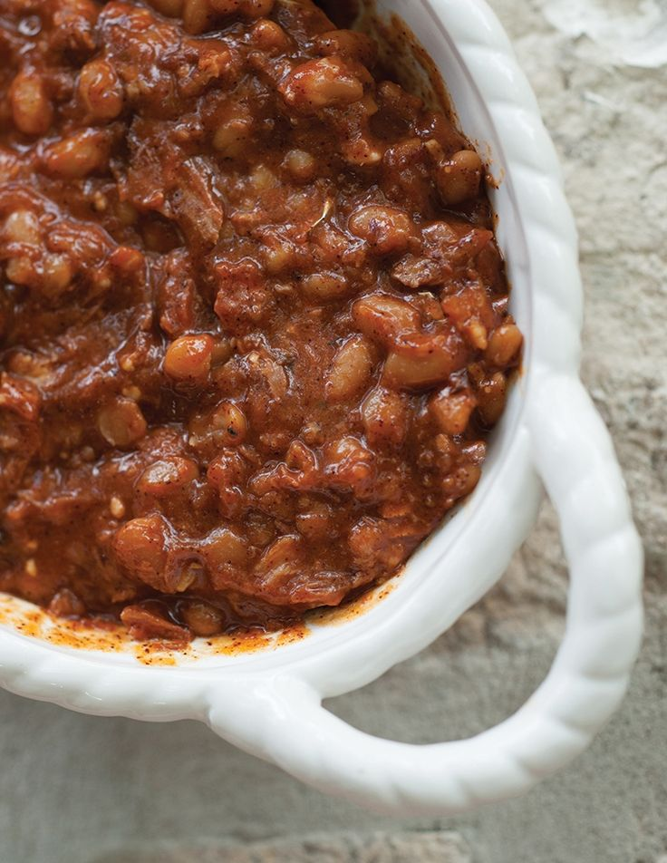 Jack Stack's baked beans, plus recipes for spicy Dr. Pepper ribs and KC-style BBQ sauce