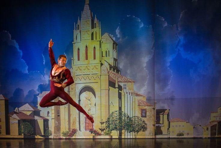 Joburg Ballet | 2015 | Don Quixote - Michael Revie | © Lauge Sorensen | via #BalletSynopsis