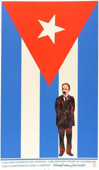 """José Julián Martí Pérez (1/28/1853 – 5/19/1895) a Cuban national hero & an important figure in Latin American literature. He was a poet, essayist,  journalist, revolutionary philosopher, translator, a professor, publisher, & political theorist. Thru writings & political activity, he became a symbol for Cuba's bid for independence against Spain in the 19th century, and is referred to as the """"Apostle of Cuban Independence."""""""