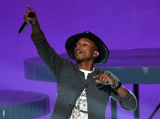 """For all the classic songs Pharrell Williams has produced, it took until today for the world to notice that the intros to many of his songs use an identical trick. A quick four-count loop of the first beat occurs in songs from this year's hit """"Happy"""" to last year's """"Blurred Lines"""" all the way back to """"Right Here (Human Nature Remix)"""" by SWV in '93. The blog Discopop compiled an entire mix of just the producer's song intros so you can hear for yourself. While Discopop presents this as a sign…"""