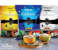 Image result for kohinoor rice packaging