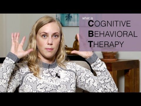 ▶ What is Cognitive Behavioral Therapy (CBT) Mental Health Videos with Kati Morton - YouTube