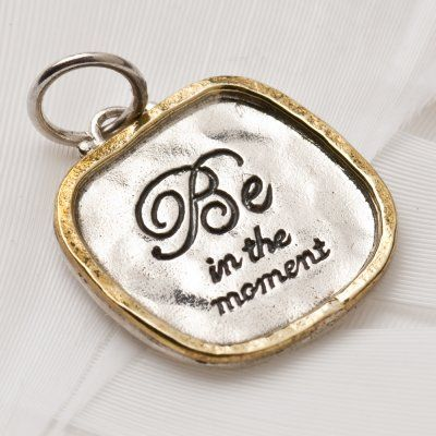 Moment charm #1015 > RRP $AUD27.00 | #palasjewellery #palas #lovepalas #quotes #life #journey #love #enjoy #live #charms