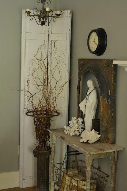 As Fotos Abaixo São Para Os Que Querem Arrumar Um Altar Em Casa E Não Sabem  Como Fazê Lo. A Primeira Coisa é Que Não Há Regras. Cada Fi.