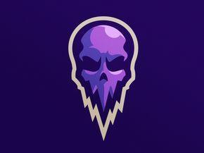 Skull http://jrstudioweb.com/diseno-grafico/diseno-de-logotipos/