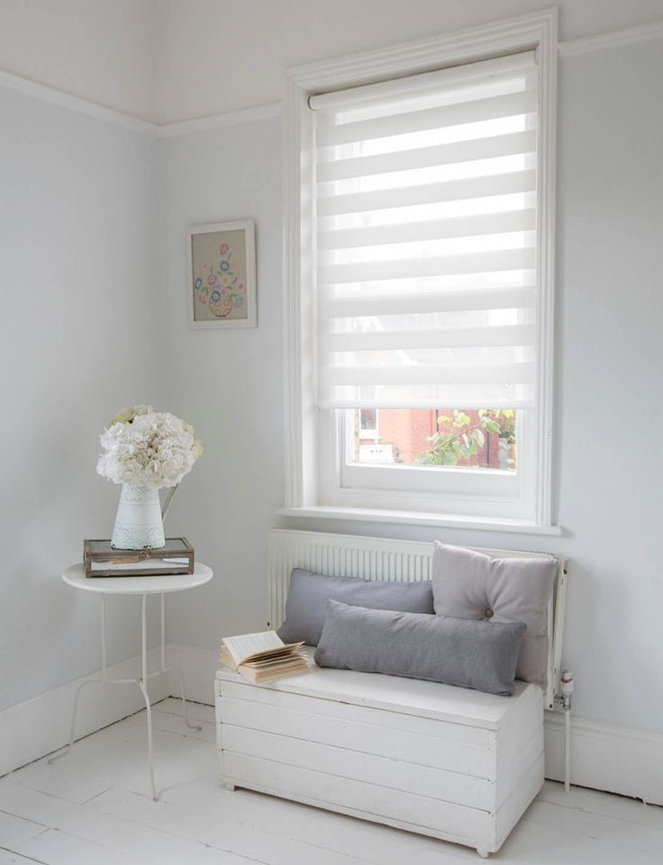 Twist shades from Luxaflex | Making the most of your windows | Luxaflex blinds | Apartment Apothecary