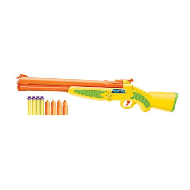 Air Warriors GunSmoke Blaster by Buzz Bee, Multicolor