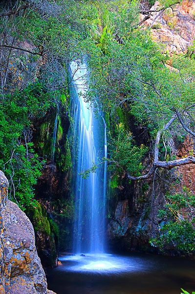 22 Waterfalls, Porterville, South Africa | Travel Bug ...