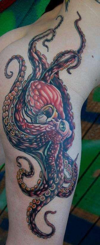 octopus tattoo | octopus tattoo,  #Octopus #OctopusTattoofemale #Tattoo –