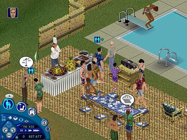 The Sims - PC I adore the first version over others!