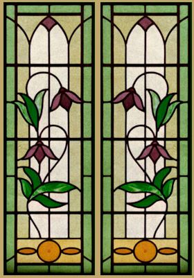 Traditional Stained Glass Windows, Doors & Leaded Lights by Leaded ...