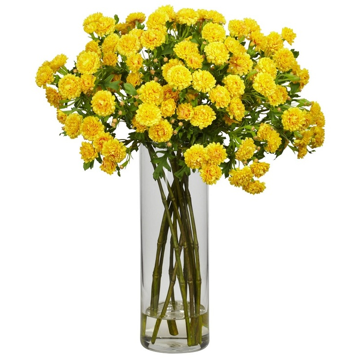 Find This Pin And More On Artificial Flowers In Acrylic Water