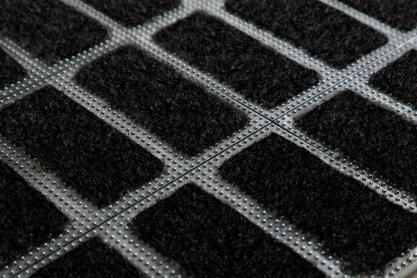 Axis Entrance Matting Interlocking tiles | Advance Flooring