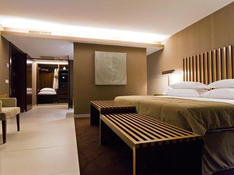 INTÉRIEUR CHAMBRE HOTEL ATLANTICO SAINT RAFAEL PORTUGAL'