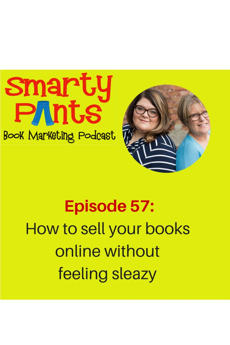 51 best The Smarty Pants Book Marketing Podcast images on