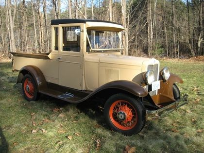 1929 Chevy Ac International
