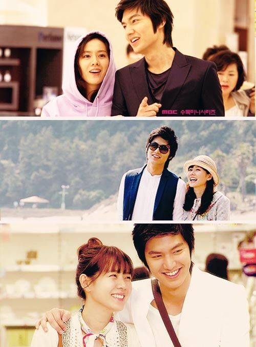 Personal Taste - BEST K-DRAMA EVER! Lee Min Ho and Son Ye-jin ♥