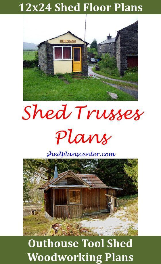 Buildyourownshedplans Wood Workshop Shed Plans Diy Garbage Shed