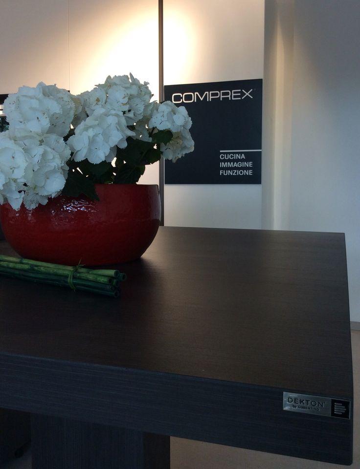 Dekton Borea @Comprex Project-Studio Antwerpen