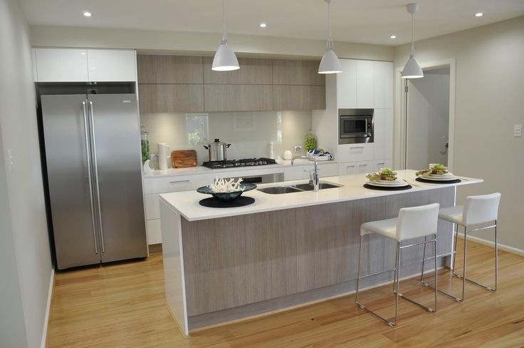 Polytec Tessuto Milan Kitchen Remodel Home Kitchens