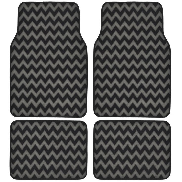 Protect and jazz up your drive with these kinetic accessories. These mats will not only protect your car interior floor from unfavorable circumstances but will also add unique feel to your car. All ma