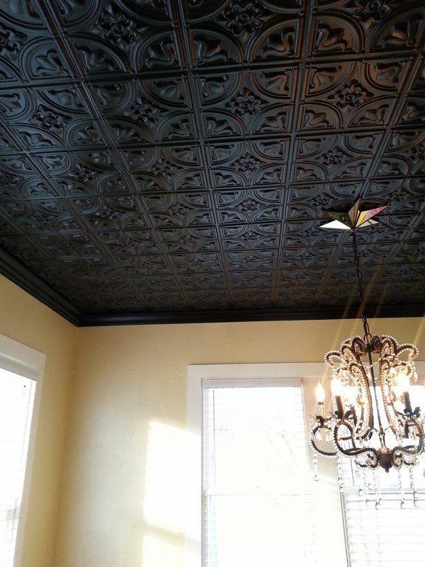 Best 25 Drop Ceiling Tiles Ideas On Pinterest Dropped