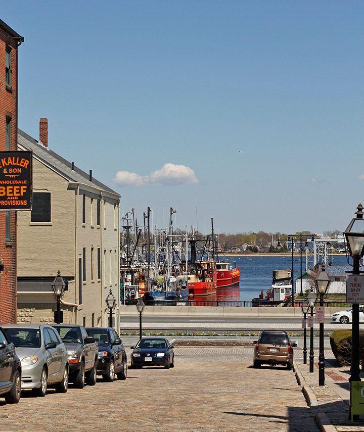 Explore New Bedford, Massachusetts -- a lovely coastal city!