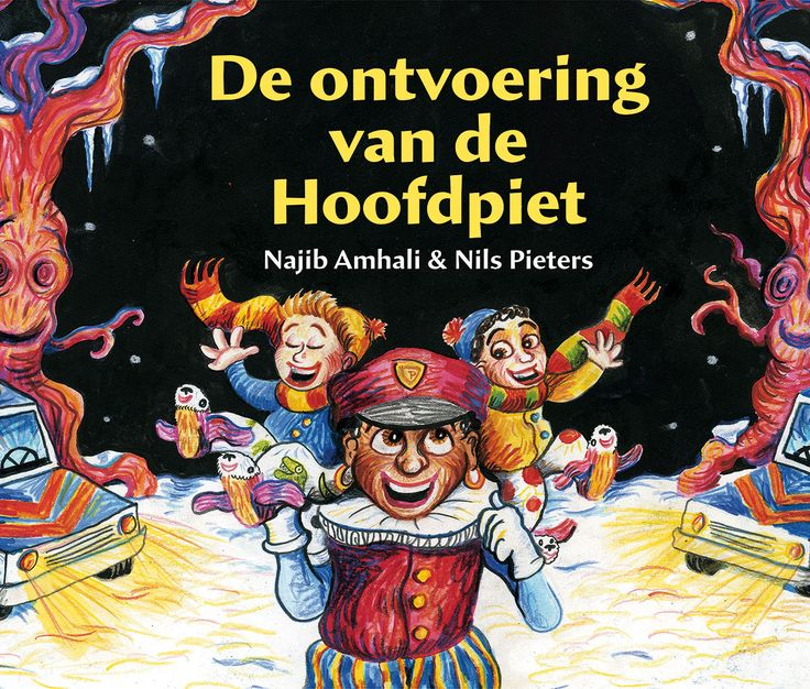 De ontvoering van de Hoofdpiet - sinterklaasprentenboeken.nl