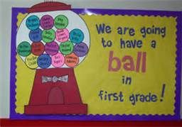Welcome Back Bulletin Boards - Bing Images