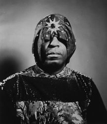 Sun Ra, musician and space traveler